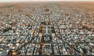 Drone - Ciudad de La Plata