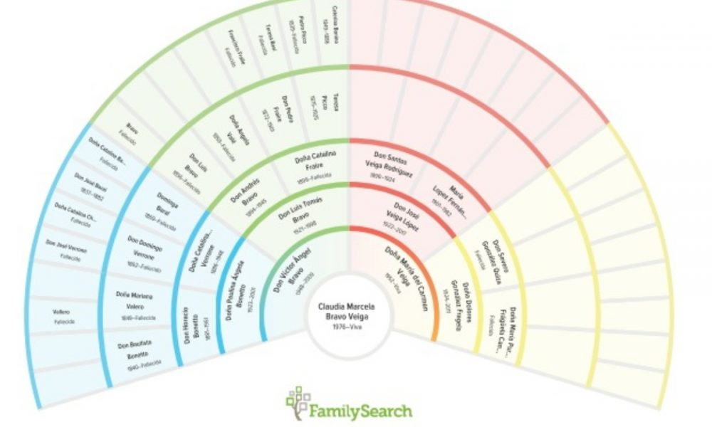 Familia - Árbol genealógico