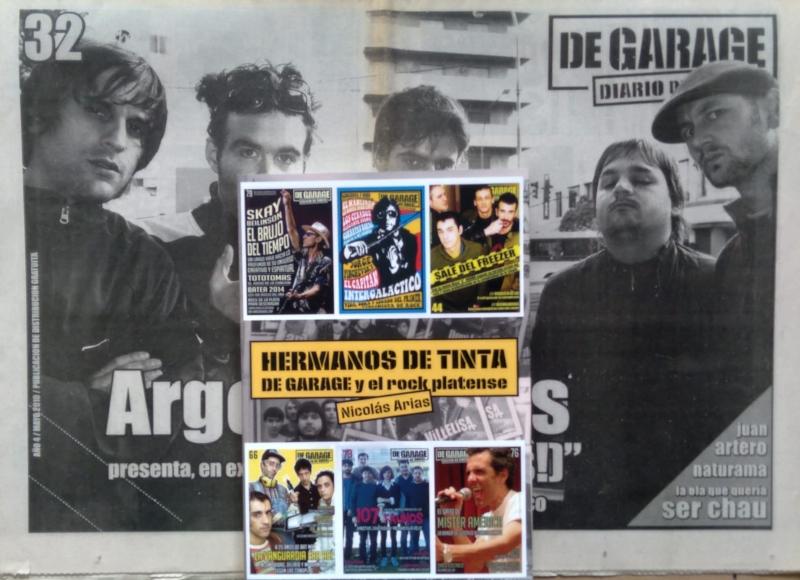 Rock Platense - Hermanos De Tinta|