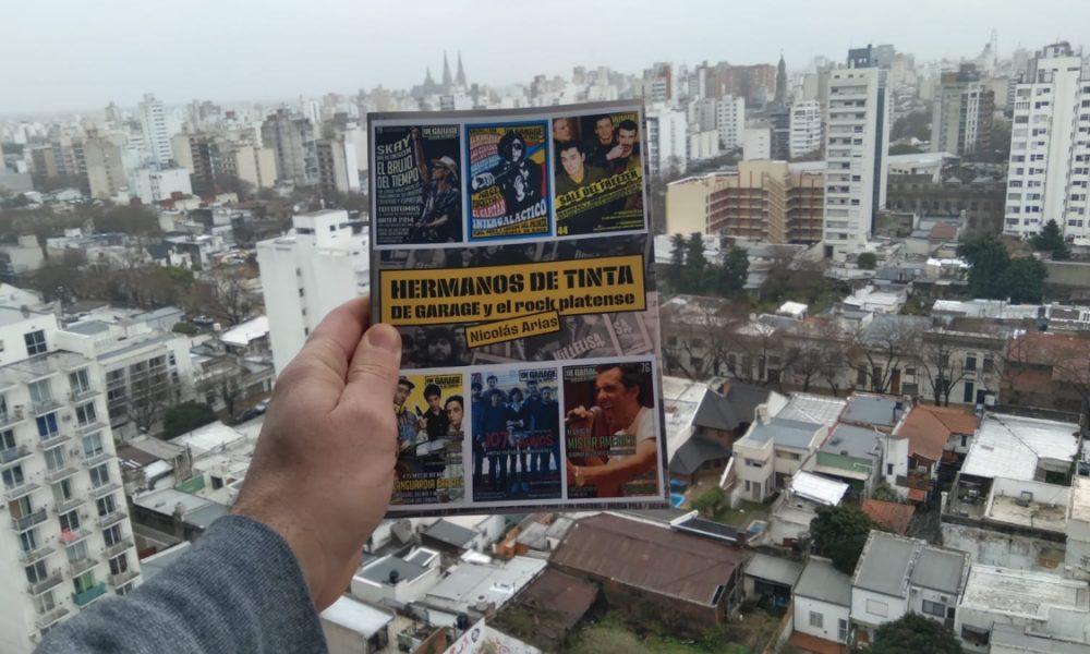 Rock Platense - Libro