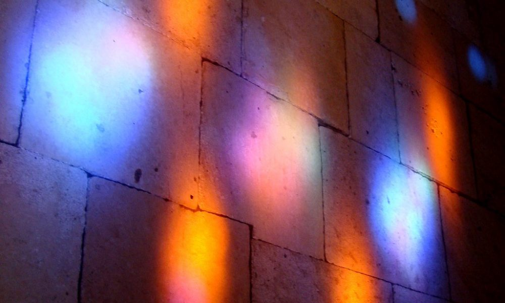 Los vitrales - Luz