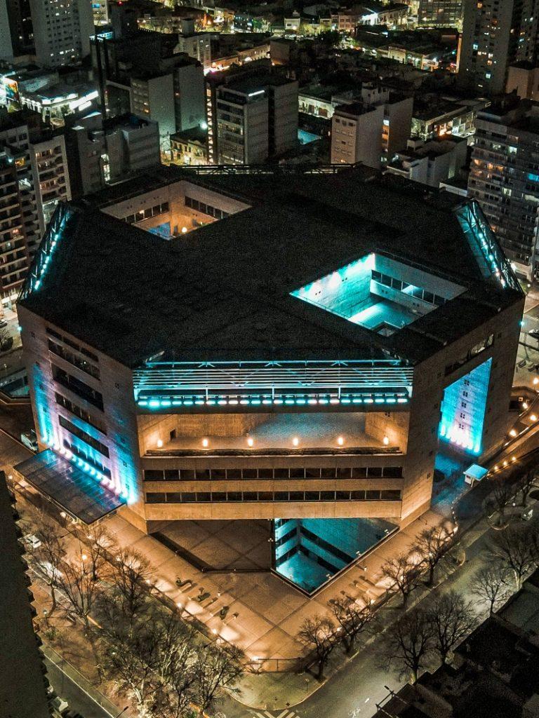 Drone - Teatro Argentino