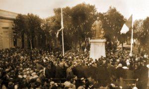 Giovanni Bosco - Inauguración 1930