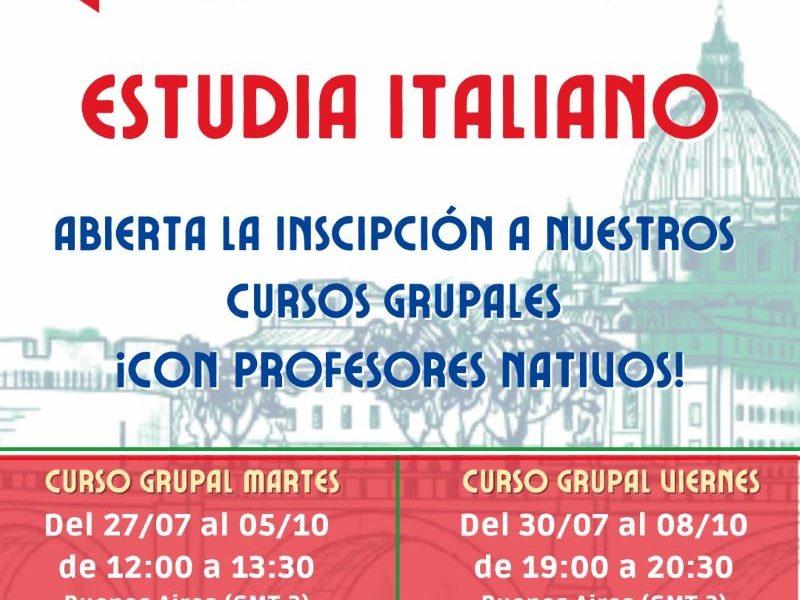 Lingua Italiana orari