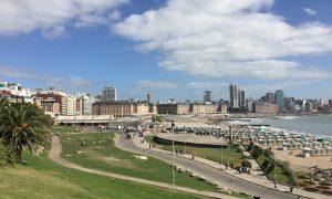 La Feliz - Vista panorámica de Mar del Plata