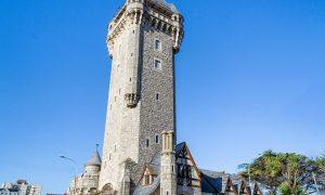 Torre Tanque - Frente