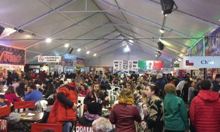 Feria De Las Colectividades - El evento se realiza desde hace 25 años en la ciudad.