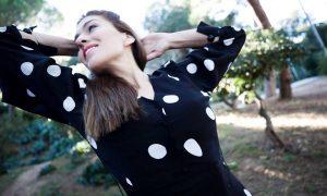 Ana Magiar - La artista canta en tres idiomas: español, inglés e italiano.