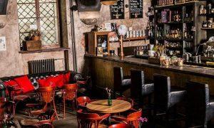 Hidden bar - Speakeasy Ejemplo