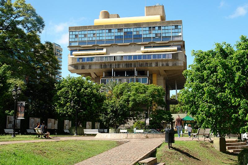 Bibliotecario - Biblioteca Nacional Argentina