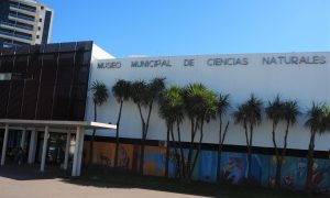 Museo de Ciencias Naturales - Fachada del edificio. PhotoCredit: 0223.com.ar