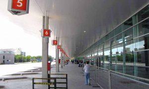 Cómo llegar - Terminal De Micros Mar Del Plata. PhotoCredit: Imágenes Mar del Plata.