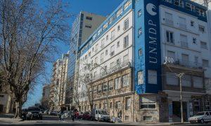 Unmdp Edificio