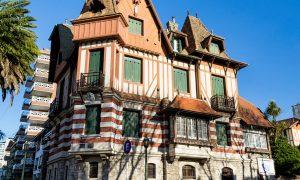 Arquitectura marplatense - Villa Normandy.