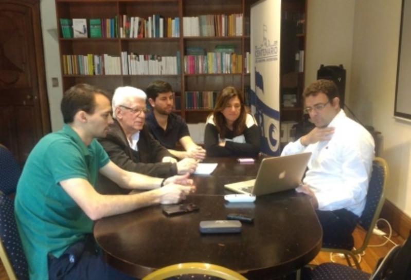 Catedra Abierta - La flamante cátedra es una iniciativa entre la universidad local y la Universidad de Verona.