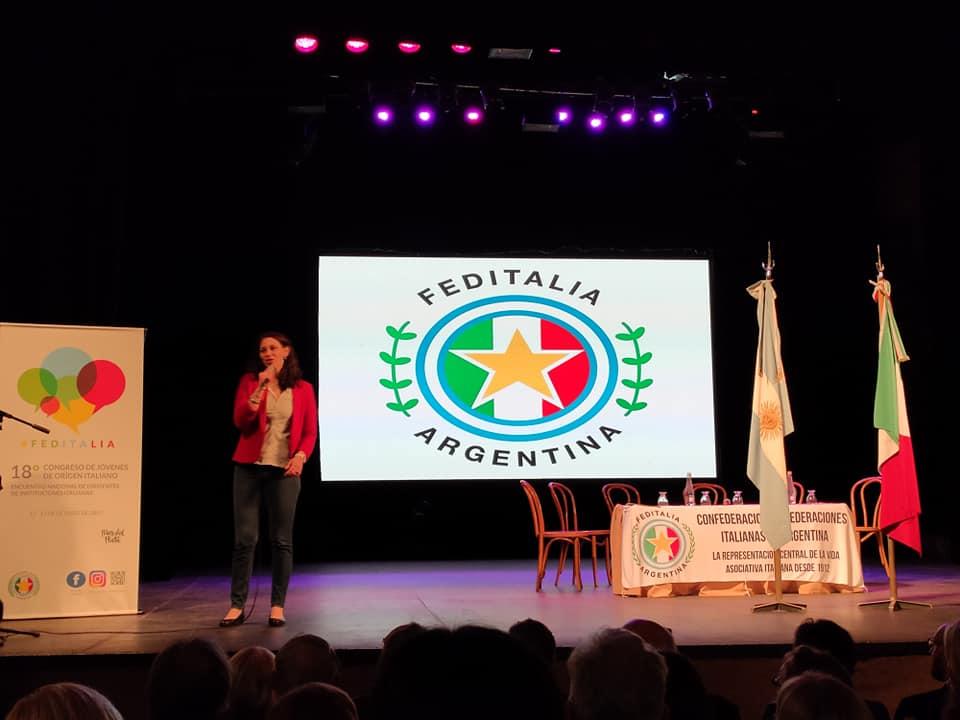 Congreso De Jovenes Florencia Caretti