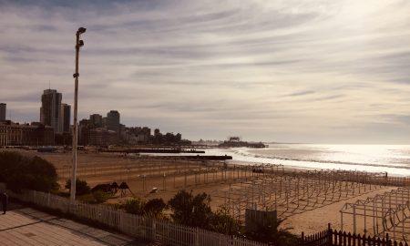 Experto En Mar Del Plata - Playa Las Toscas en Mar del Plata.