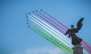 Italia en las calles - Repubblica Italiana