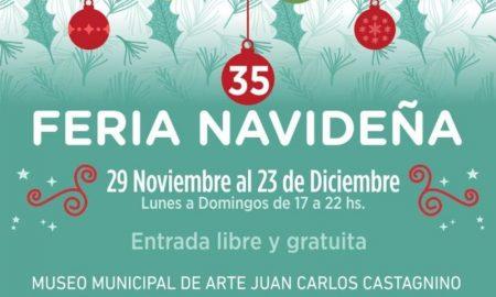 Feria Navideña - Museo Castagnino
