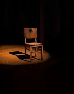 teatro inmersivo - Escenario del teatro inmersivo.