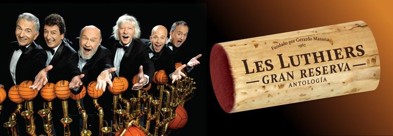 Obras - Les Luthiers. Gran Reserva