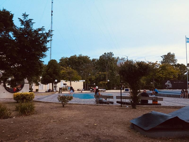 Calles para Pasear - Plaza Del Agua.