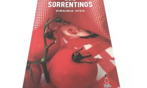 Los Sorrentinos - Tapa de la novela