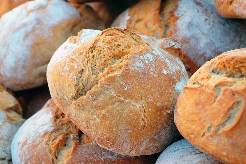 Sin Gluten - Pan tradicional.