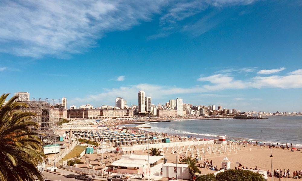 Cumpleaños Mar del Plata - Playa De Mar Del Plata Aniversario