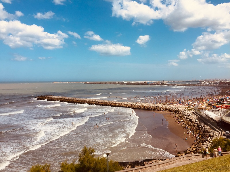 Surf - Playa Surf Mar Del Plata