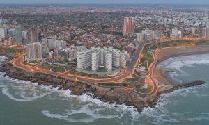 Dron Mar del Plata - Mar del Plata vista desde el cielo.