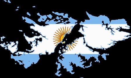 Malvinas - Bandera Malvinas Argentinas