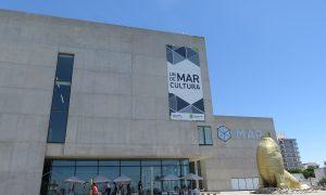 Mar Adentro - Museo Mar Fachada