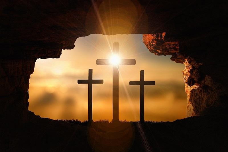 Pascua En Casa - Celebración de la Resurrección de Cristo.