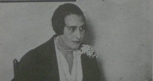 Victoria Ocampo - Victoria de joven.