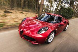 Alfa Romeo - En La Calle.