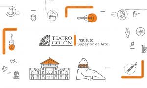 Teatro Colon - Flyer del Teatro Colón