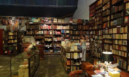 Libreria El Ventanal - Interior de la libería.