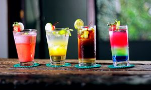 Tiki - Cocktail. Photocredit Ahmad Syahrir By Pexels