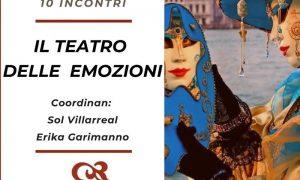 il teatro - Flyer Teatro Delle Emozioni