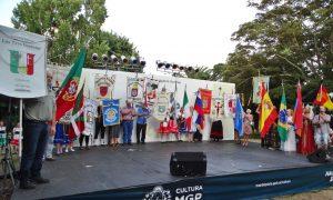 Encuentro - Festival de Colectividades.