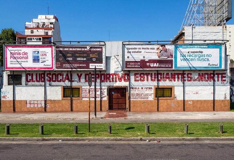 100 Clubes - Clubes De Barrio De Mar Del Plata.