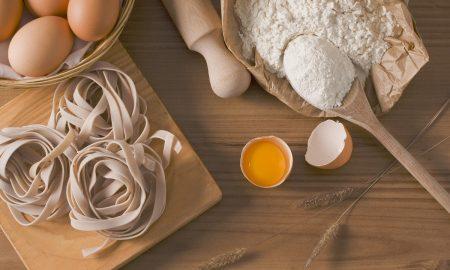 Cucina Italiana - Preparacion De Fettuccini.