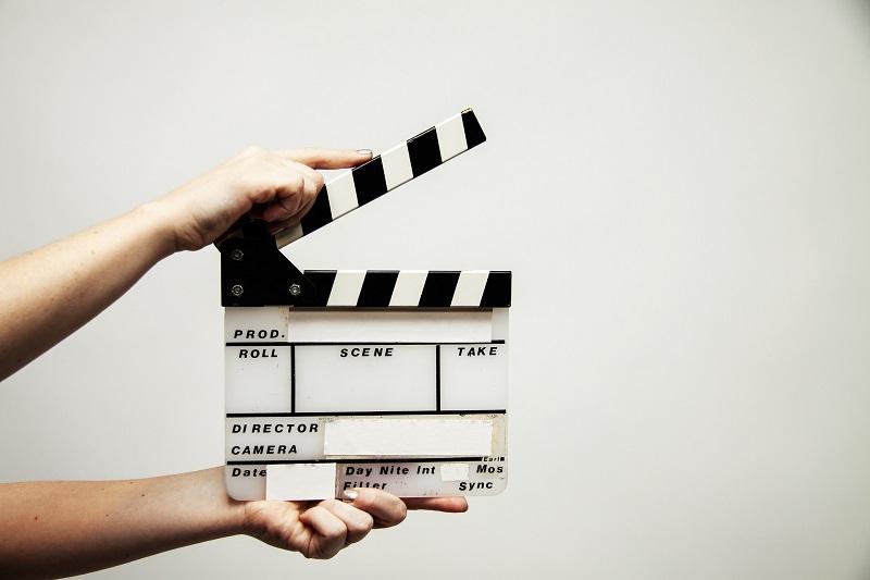 auto -Claqueta De Cine