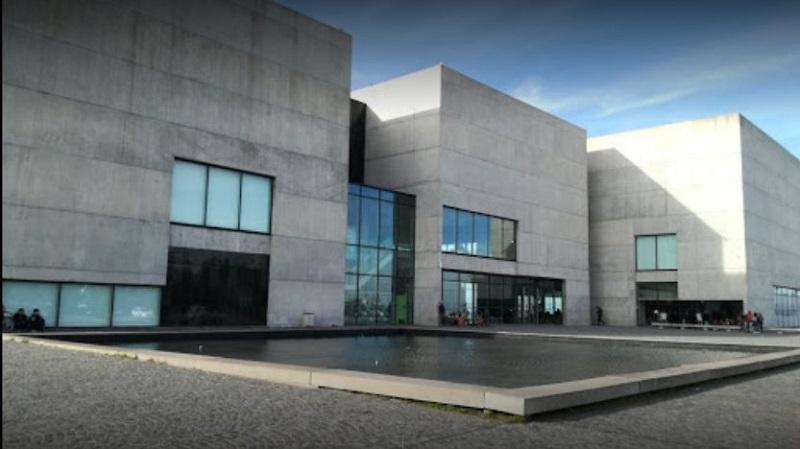 Cultura - Exterior Museo Mar.
