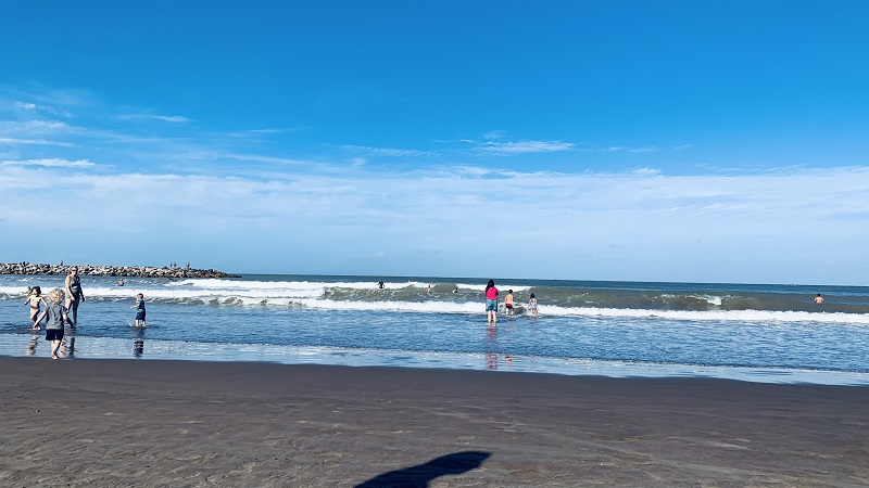Audioguías - Playa Cabo Corrientes A La Tarde.
