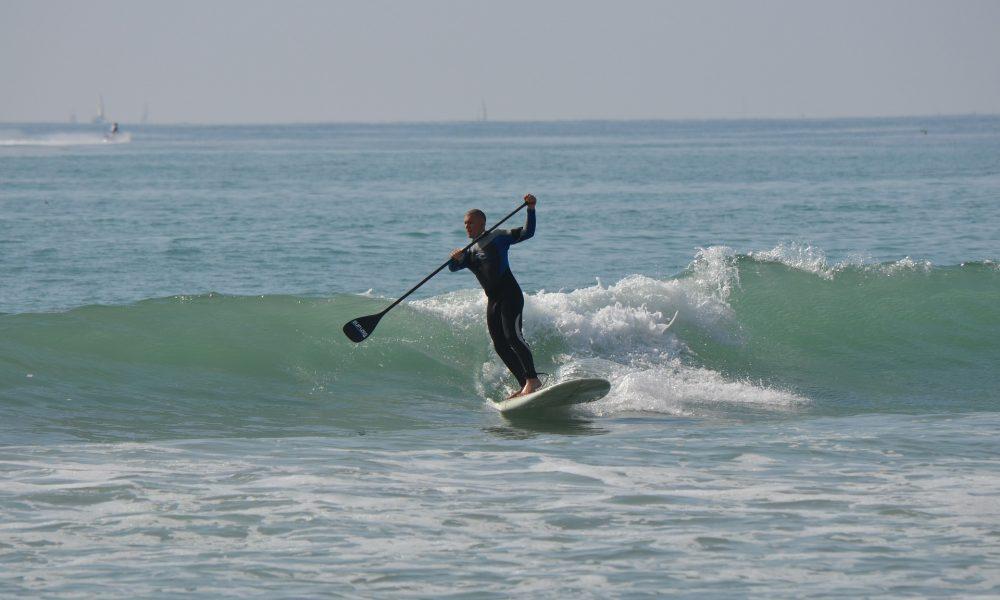 Stand Up Paddle - En La Playa