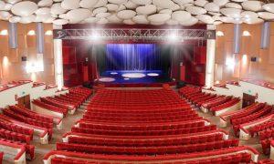Teatro Auditorium - Sala vacía.