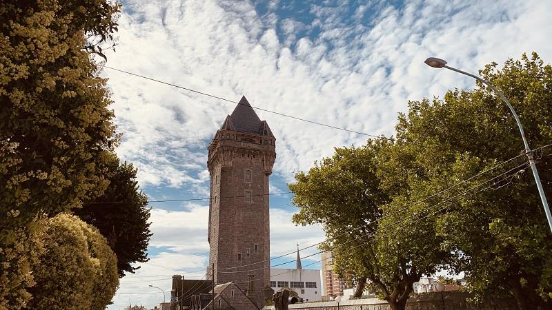 Audioguías - Torre De Agua Vista Panorámica.