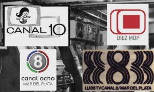 tv marplatense - Historia De La Tv Marplatense Proyecto